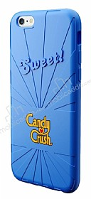 Candy Crush iPhone 6 / 6S Blueberry Silikon Kılıf
