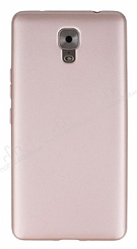 Casper Via A1 Plus Mat Rose Gold Silikon Kılıf