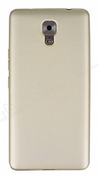 Casper Via A1 Plus Mat Gold Silikon Kılıf