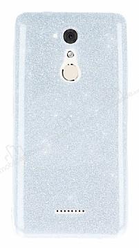 Casper Via M3 Simli Silver Silikon Kılıf