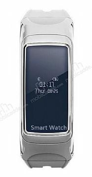 Cortrea B7 Beyaz Akıllı Bileklik ve Bluetooth Kulaklık