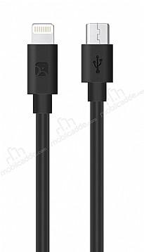 Cortrea Lightning to Micro USB Dönüştürücü Adaptör 10cm