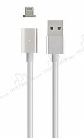 Cortrea Lightning ve Micro USB Manyetik Data Kablosu