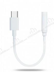 Eiroo USB Type-C 3,5 Jack Kulaklık Girişi Dönüştürücü Adaptör