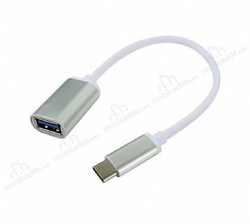 Cortrea USB Type-C OTG Dönüştürücü Silver Adaptör