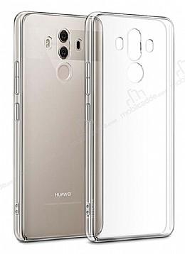 Dafoni Aircraft Huawei Mate 10 Pro Ultra İnce Şeffaf Silikon Kılıf