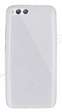 Dafoni Aircraft Xiaomi Mi 6 Ultra İnce Şeffaf Silikon Kılıf