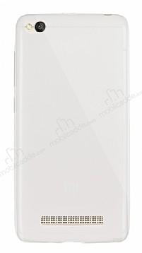 Dafoni Aircraft Xiaomi Redmi 4A Ultra İnce Şeffaf Silikon Kılıf