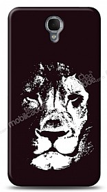 Dafoni Alcatel One Touch idol 2 Black Lion K�l�f
