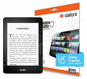 Dafoni Amazon Kindle Voyage �effaf Ekran Koruyucu Film