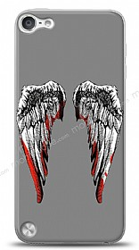Dafoni Apple iPod Touch / Touch 5 Bloody Angel K�l�f