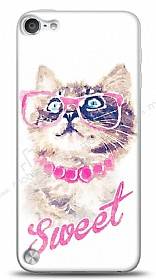 Apple iPod Touch / Touch 5 Sweet Cat Kılıf
