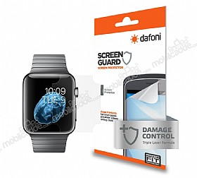 Dafoni Apple Watch / Watch 2 Darbe Emici Ekran Koruyucu Film (38 mm)