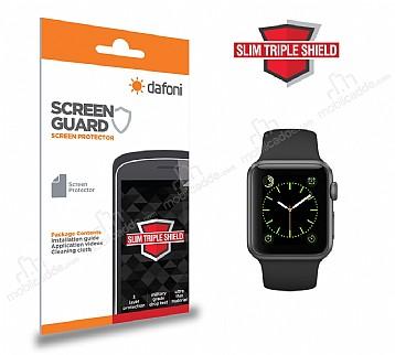 Dafoni Apple Watch Slim Triple Shield Ekran Koruyucu (38 mm)