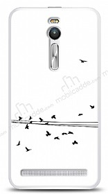 Asus ZenFone 2 Flying Birds Kılıf