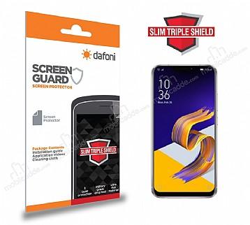 Dafoni Asus Zenfone 5 ZE620KL Slim Triple Shield Ekran Koruyucu