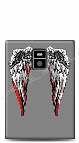 Dafoni BlackBerry Passport Bloody Angel K�l�f