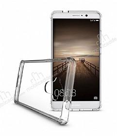 Dafoni Fit Hybrid Huawei Mate 9 Şeffaf Kılıf