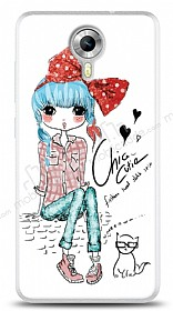 Dafoni General Mobile Android One Cute Chic K�l�f