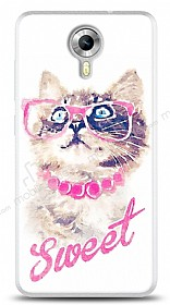 General Mobile Android One Sweet Cat Kılıf