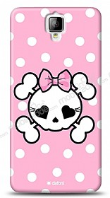 Dafoni General Mobile Discovery 2 Ping Skull K�l�f