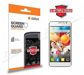 Dafoni General Mobile Discovery 2 Slim Triple Shield Ekran Koruyucu