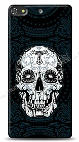 Dafoni General Mobile Discovery Elite Plus Black Skull K�l�f