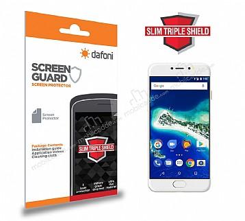 Dafoni General Mobile GM6 Slim Triple Shield Ekran Koruyucu
