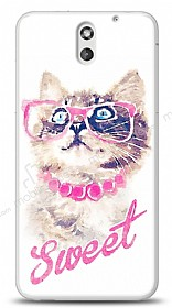 HTC Desire 610 Sweet Cat Kılıf