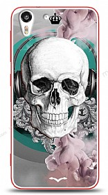 Dafoni HTC Desire Eye Lovely Skull Kılıf