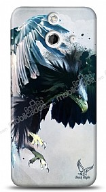 Dafoni HTC One E8 Black Eagle K�l�f