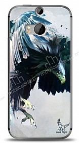 Dafoni HTC One M8s Black Eagle K�l�f