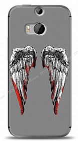 Dafoni HTC One M8s Bloody Angel K�l�f