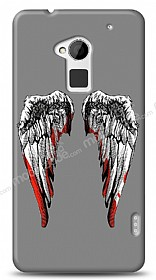 Dafoni HTC One Max Bloody Angel Kılıf