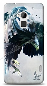 Dafoni HTC One Max Black Eagle K�l�f
