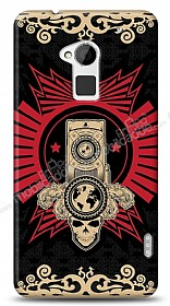 HTC One Max Skull Nation Kılıf