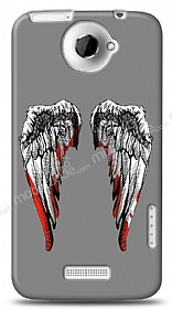 Dafoni HTC One X Bloody Angel Kılıf