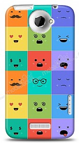 Dafoni HTC One X Faces Kılıf