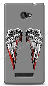 Dafoni HTC Windows Phone 8X Bloody Angel K�l�f