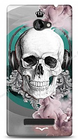 Dafoni HTC Windows Phone 8X Lovely Skull Kılıf