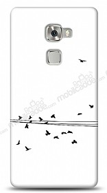 Huawei Ascend Mate S Flying Birds Kılıf