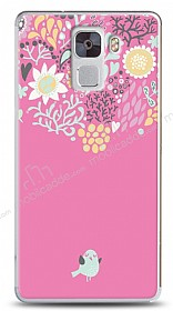 Dafoni Huawei Honor 7 Lovely Bird K�l�f