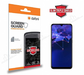 Dafoni Huawei P Smart 2019 Slim Triple Shield Ekran Koruyucu
