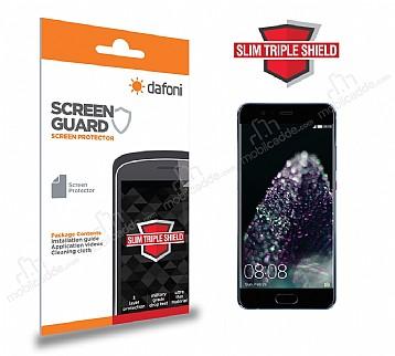 Dafoni Huawei P10 Plus Slim Triple Shield Ekran Koruyucu