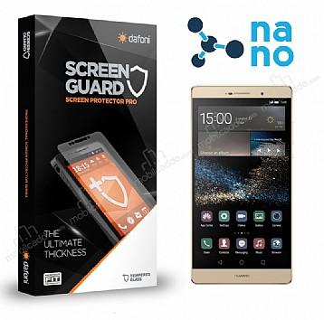 Dafoni Huawei P8max Nano Glass Premium Cam Ekran Koruyucu