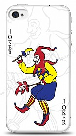 Dafoni iPhone 4 / 4S Joker K�l�f