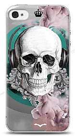iPhone 4 / 4S Lovely Skull Kılıf