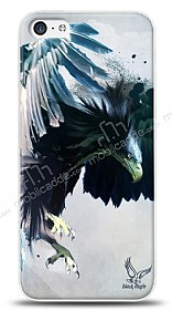 Dafoni iPhone 5C Black Eagle Kılıf