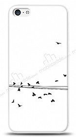 Dafoni iPhone 5C Flying Birds Kılıf