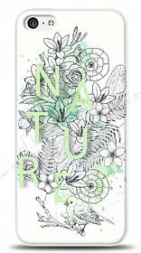 Dafoni iPhone 5C Nature Flower K�l�f